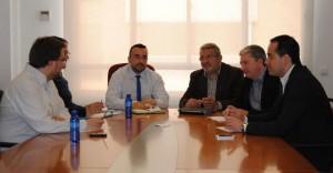 Iniciado el expediente de nombramiento de Manuel y Héctor Colonques y José Gómez Mata como Hijos Predilectos de la ciudad