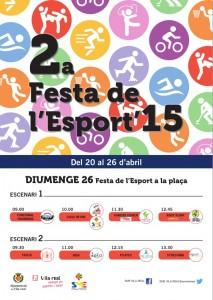 La II Semana del Deporte ofrece más de 50 actividades gratuitas en todas las instalaciones deportivas municipales