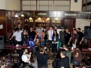 Dédalo y Five Fingers with Parasol se enfrentarán este viernes en la final del I Concurso de Música de Grupos Locales