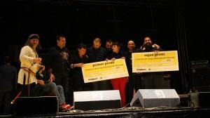 Dédalo gana el I Concurso de Música de Grupos Locales