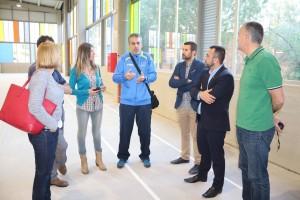 El pabellón Melilla entra en funcionamiento el lunes con las ligas locales de verano para testar la instalación de cara a su apertura