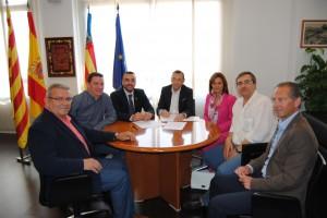 El Ayuntamiento de Vila-real y Globalis renuevan el compromiso por la innovación con un convenio anual de 70.000 euros
