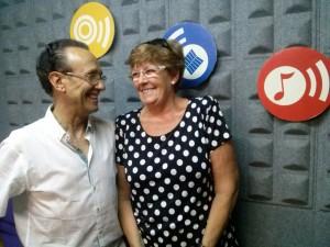 Valentín Nostrort Herrero y Conxita Manzanet Bustos, pregoneros de las fiestas de la Mare de Déu de Gràcia 2015