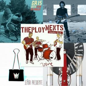Grupos Locales de Música de Vila-real. Programa del 3 de Julio de 2015