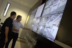 La Policía Local intensifica los controles de velocidad en una nueva campaña de seguridad vial dentro de la ciudad