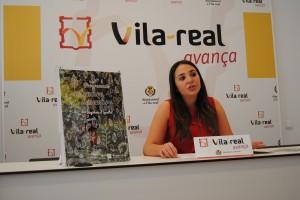 Anna Vicens presenta la programación de la nueva Concejalía de Igualdad