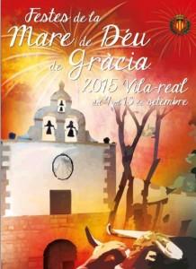 Programa de fiestas de la Mare de Déu de Gràcia 2015
