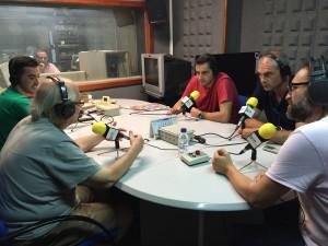"""La tertulia de Esports Radio Vila-real"" del 30 de Noviembre de 2015"