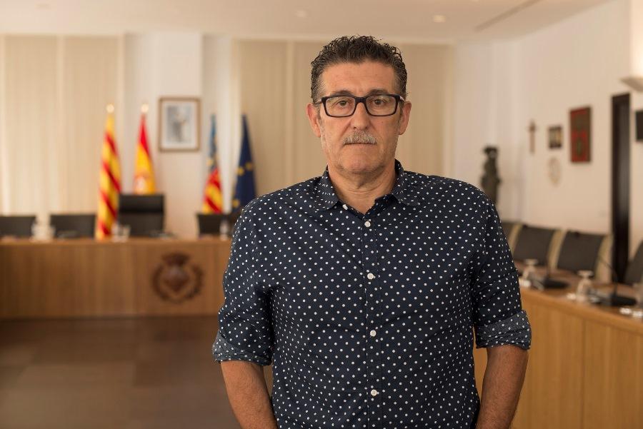 Entrevista al portavoz de Compromís per Vila-real, Josep Pasqual Sancho