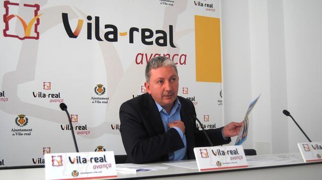 Vila-real edita el calendario del contribuyente de 2017