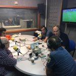 """""""La tertulia de Esports Radio Vila-real"""" del 16 de enero de 2016"""
