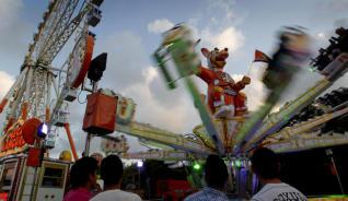 Vila-real instala una feria de atracciones y regala tickets con cada compra en los comercios locales este mes