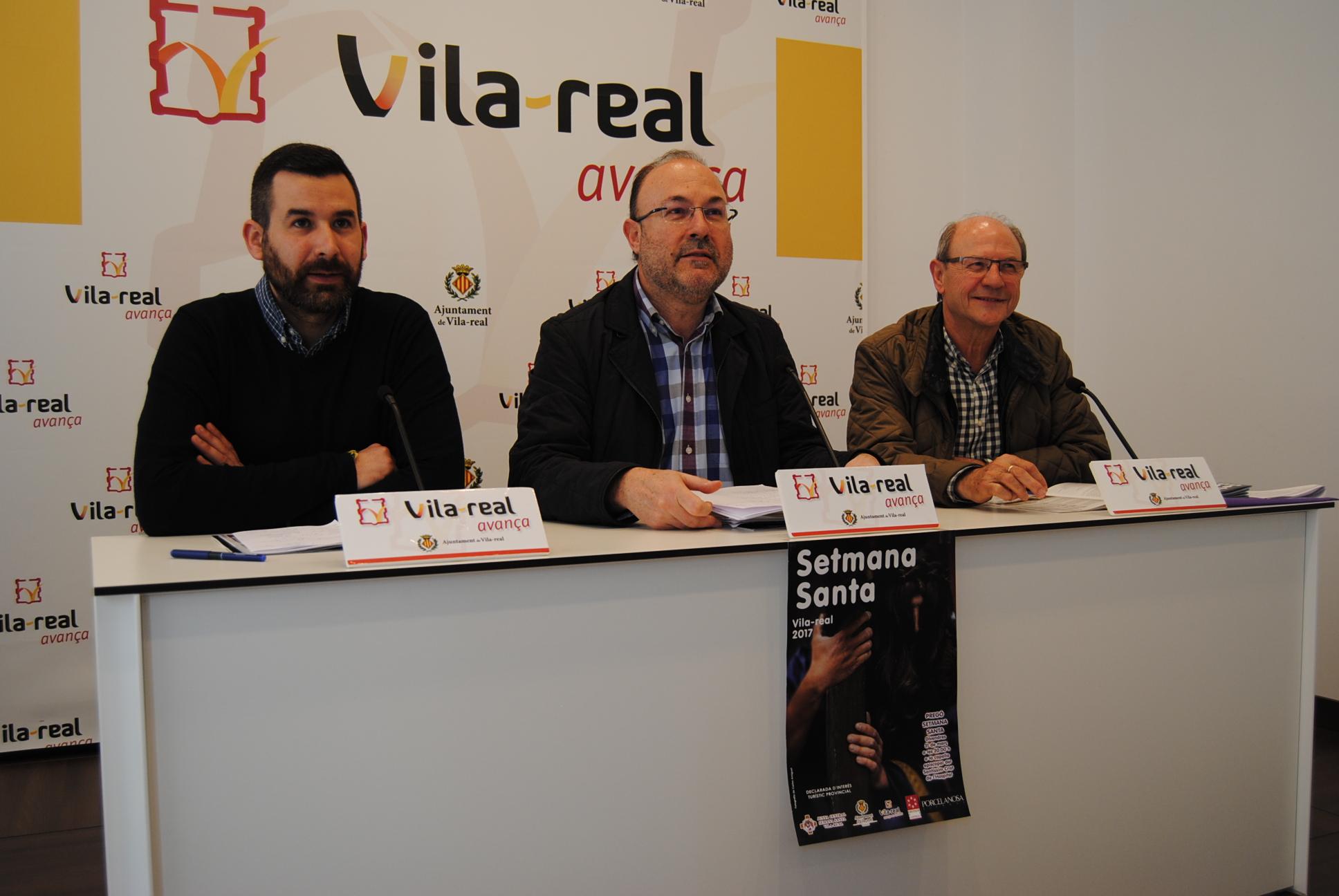 La Semana Santa de Vila-real vuelve con una veintena de actos que conjugan tradición, innovación, arte y cultura locales