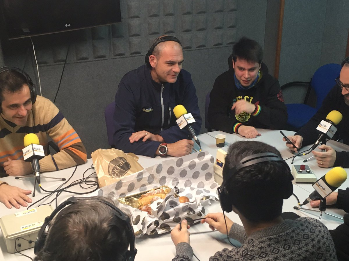 """La tertulia de Esports Radio Vila-real"" del 20 de marzo de 2017"
