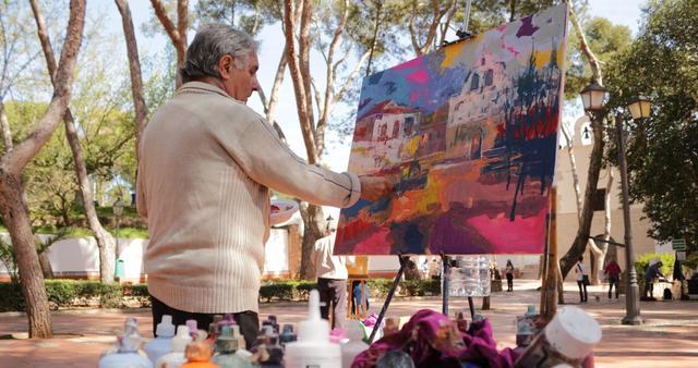 Vila-real prepara la IV Jornada de pintura rápida al Termet