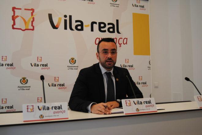 Vila-real incorpora al presupuesto actual 785.000 euros de superávit y 2,4 millones de remanentes de 2016
