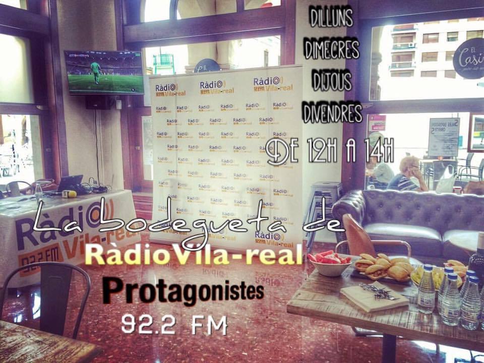 Vive las Fiestas de Sant Pasqual con Ràdio Vila-real