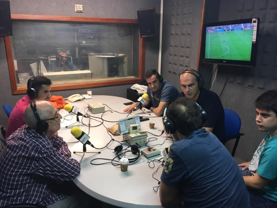 """La tertulia de Esports Radio Vila-real"" del 8 de mayo de 2017"