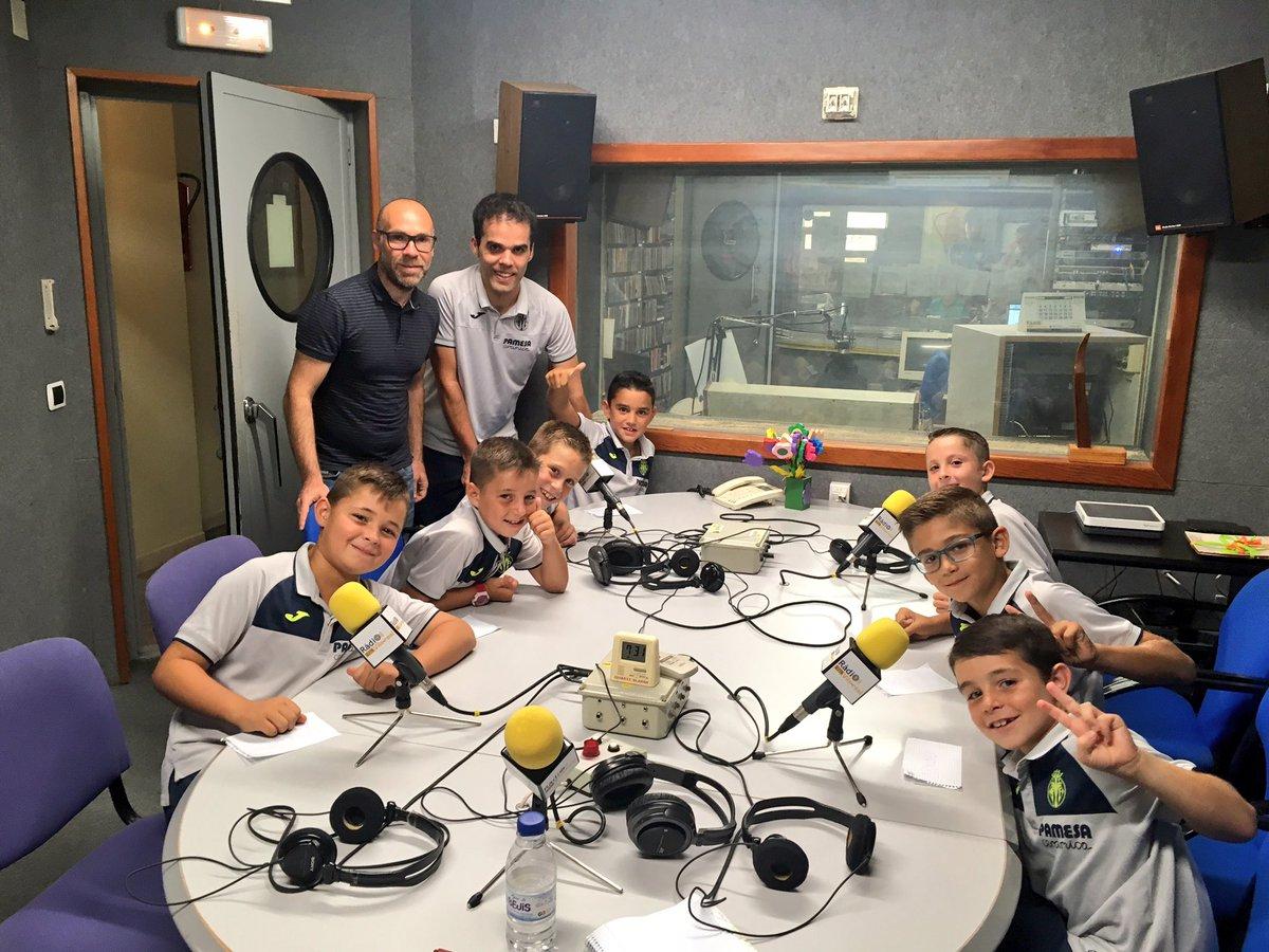 Así nos divertimos con el PreBenjamin A del Villarreal CF