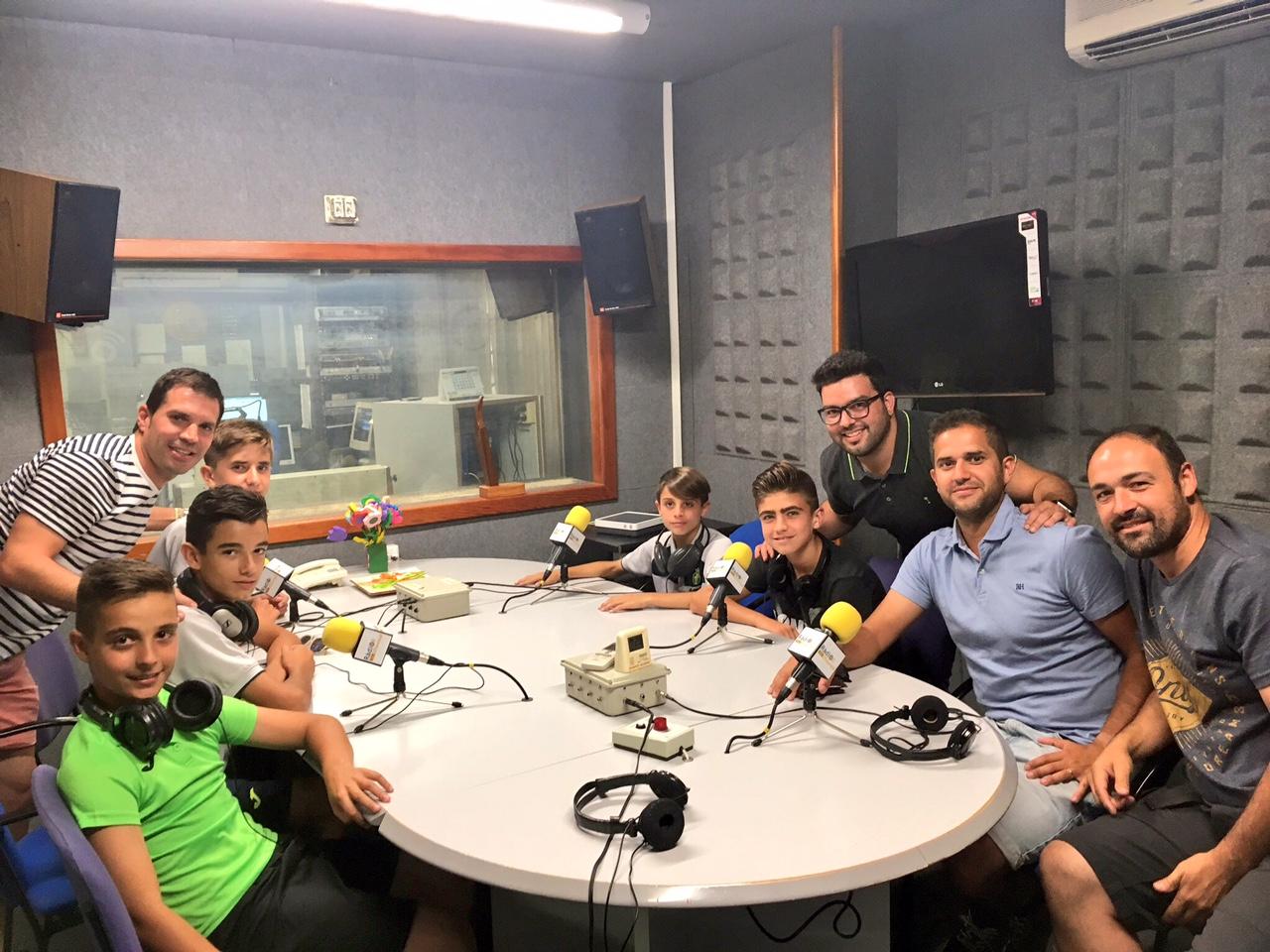 Conoce mejor al Alevín A del Villarreal que participará en Laliga Promises
