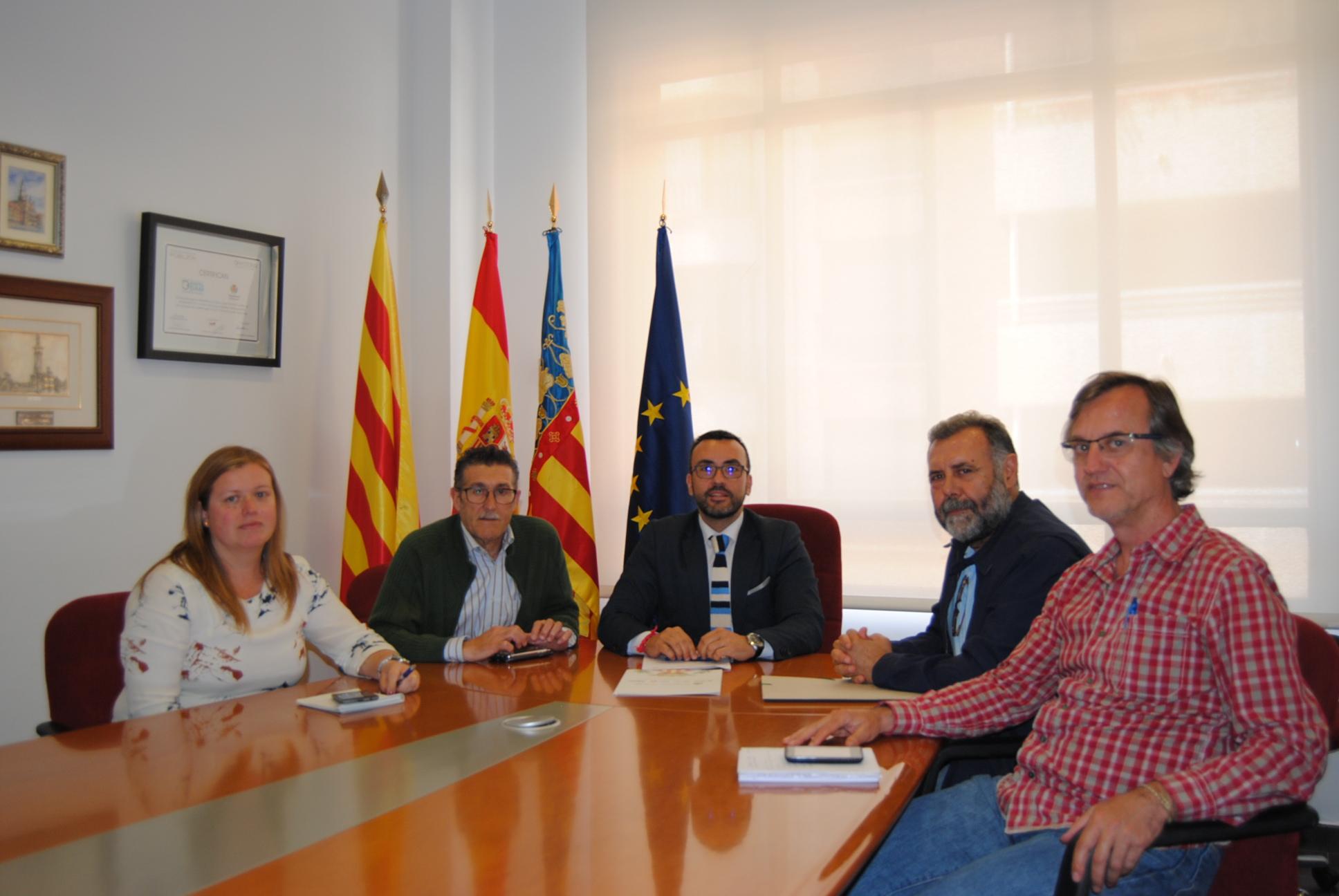 Vila-real impulsa un Banco de Micorrizas de referencia en la Comunitat que mejorará la producción y calidad de los cítricos