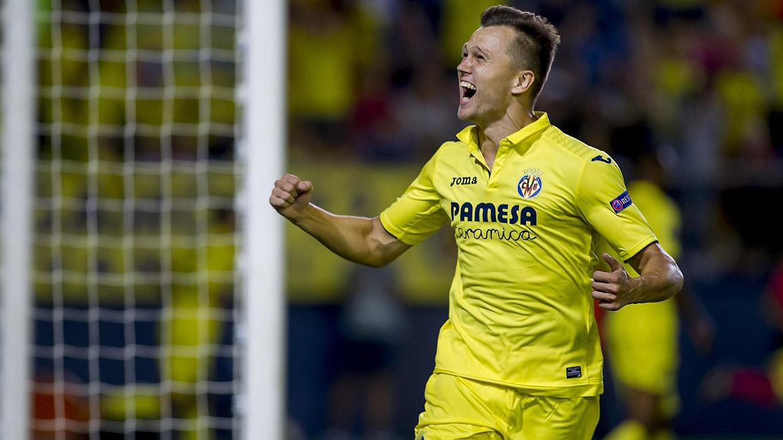 Vibra con los goles del Villarreal al Astana en Europa League