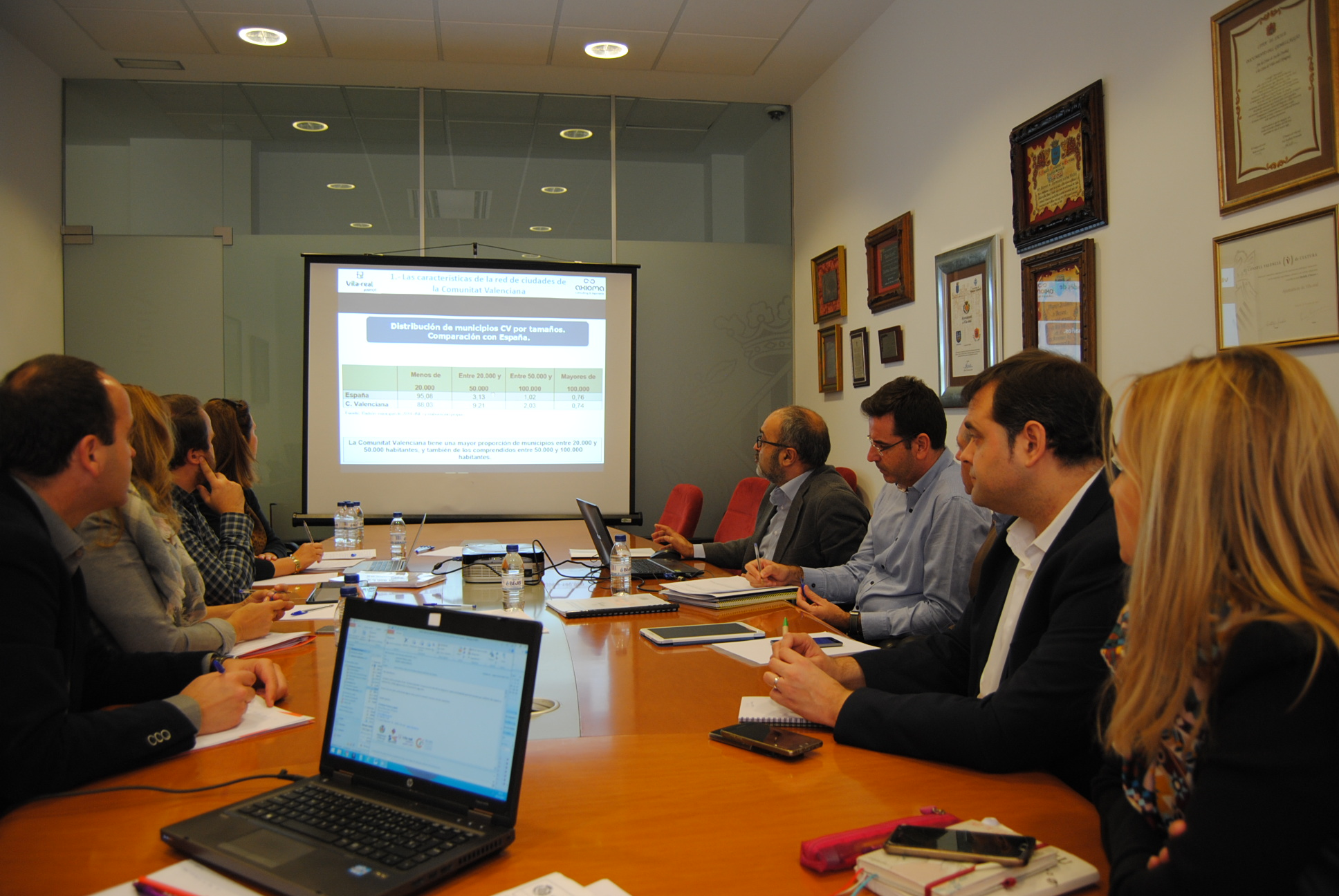 La estrategia DUSI de Vila-real se abre a la participación de los grupos municipales para la incorporación de propuestas