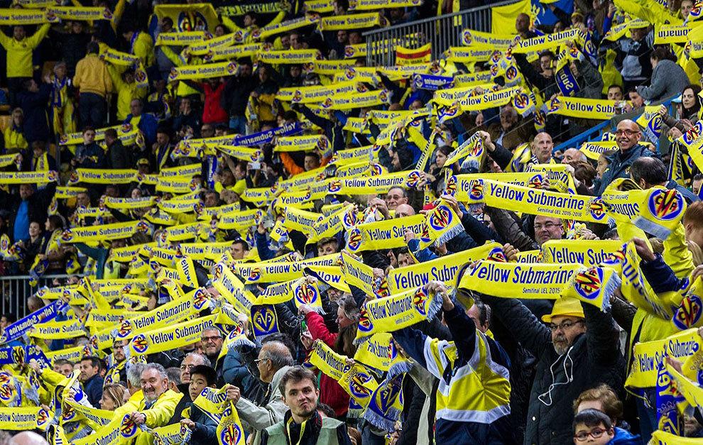 La Diputación concede la Alta Distinción de la Provincia al Villarreal CF