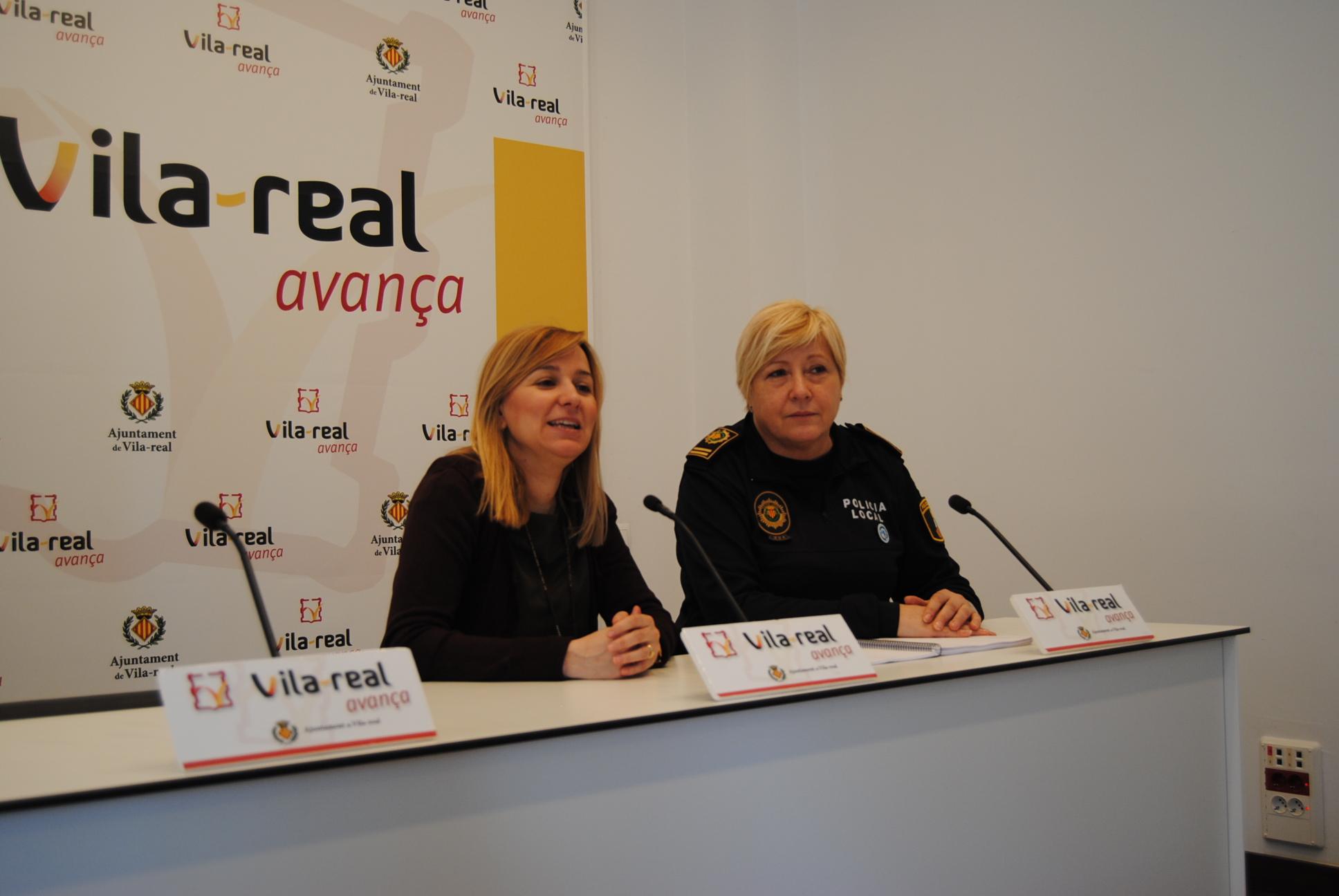 La mediación policial resuelve el 87% de casos en 2017, año en que Vila-real es reconocida como capital mundial de la mediación