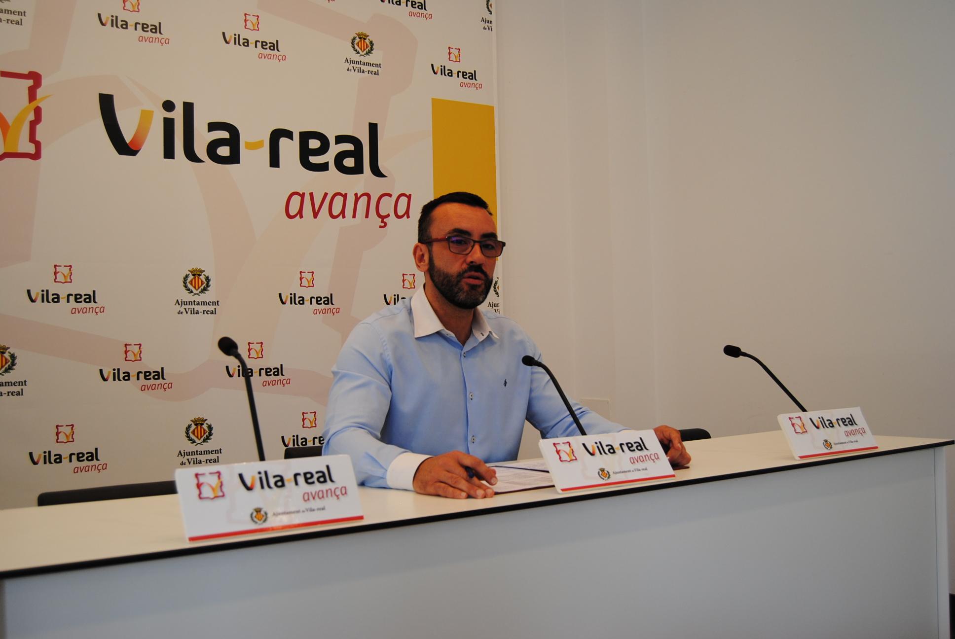 Vila-real tendrá en 2018 un presupuesto de 46,4 millones centrado en las personas, accesibilidad, patrimonio y mejora del entorno urbano.