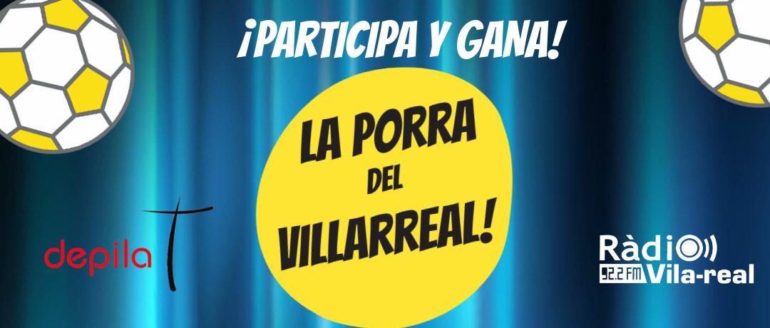 Deja tu porra para el Barcelona – Villarreal y gana un TRATAMIENTO ANTIESTRÉS en Depila't.