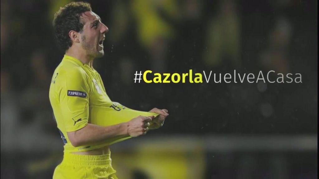 Esports: Javi Mata entrevista a Santi Cazorla.