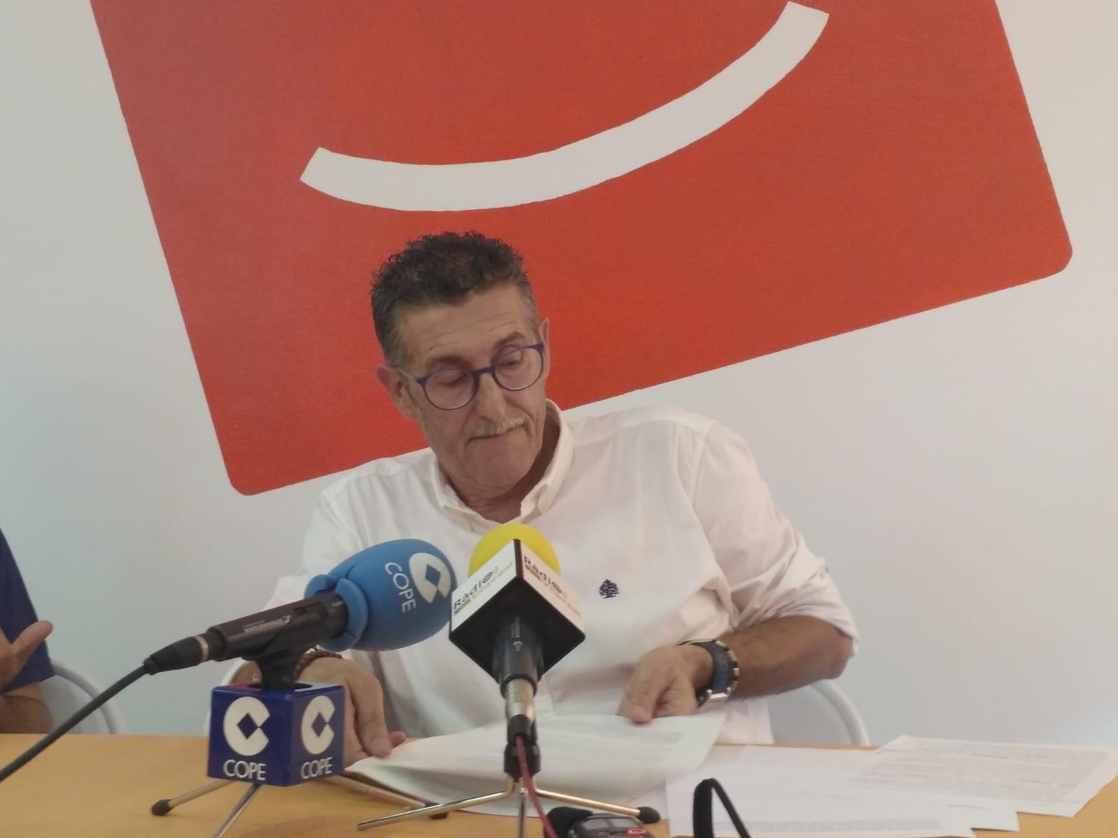 Entrevista: Josep Pasqual Sancho, candidato de Compromís.