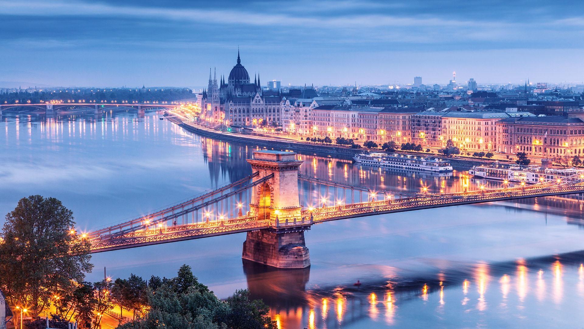 Viajes: Budapest.