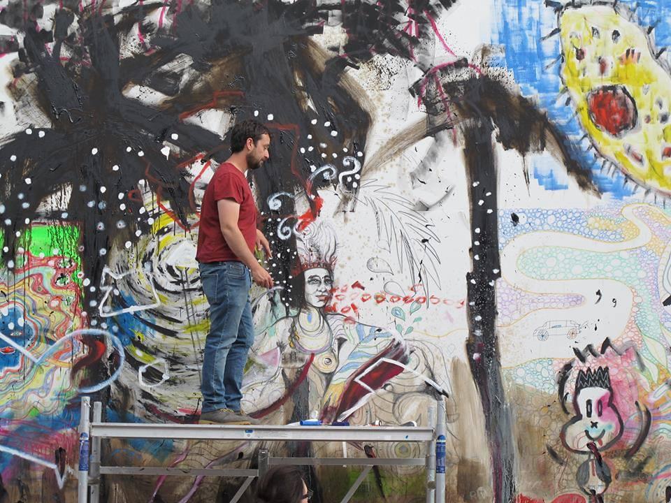 Viajeros por el mundo: un artista en Rotterdam.