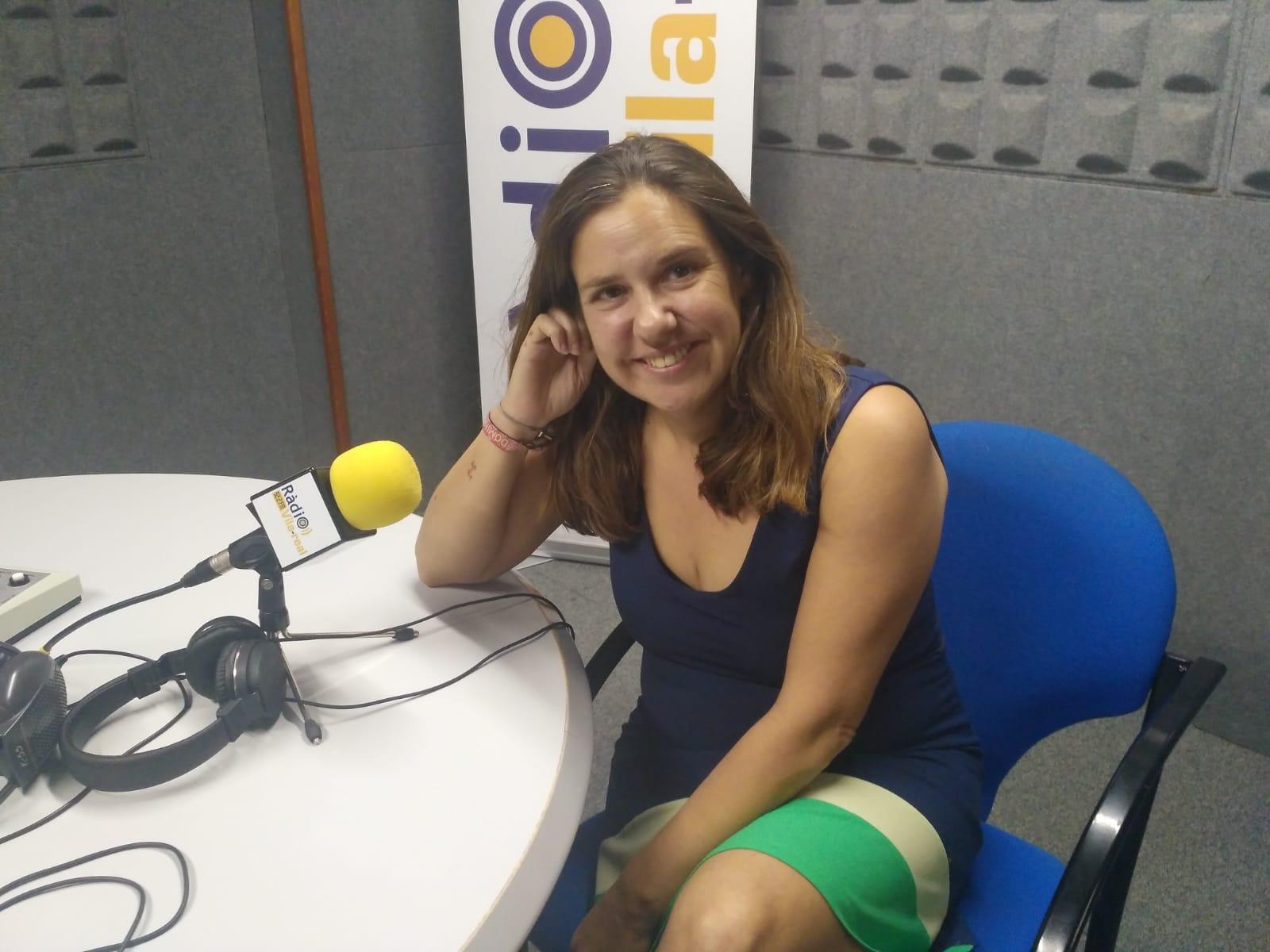 Entrevista: Mónica Álvaro, de Compromís.