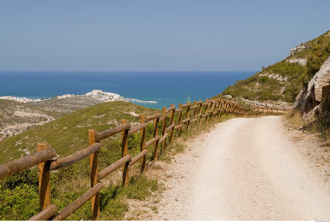 Rutas de senderismo: Sierra de Irta.
