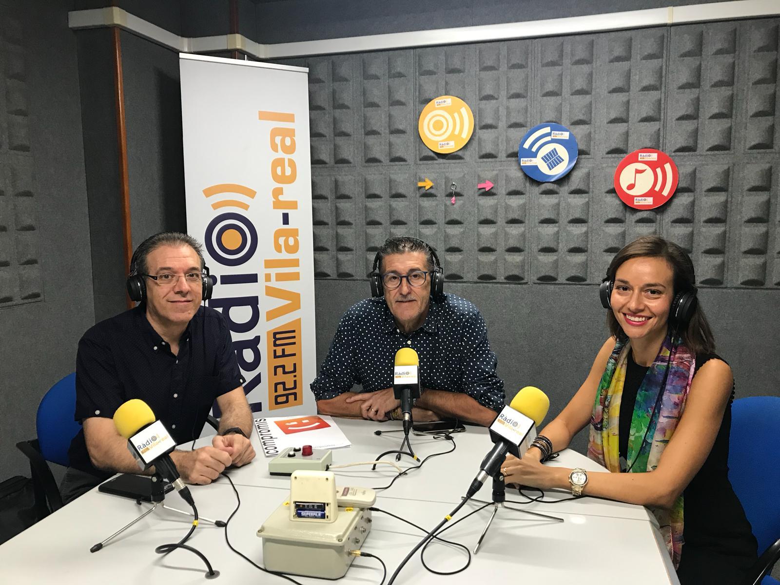 Entrevista: Balma Llansola y Jaume Moreno, de Compromís.