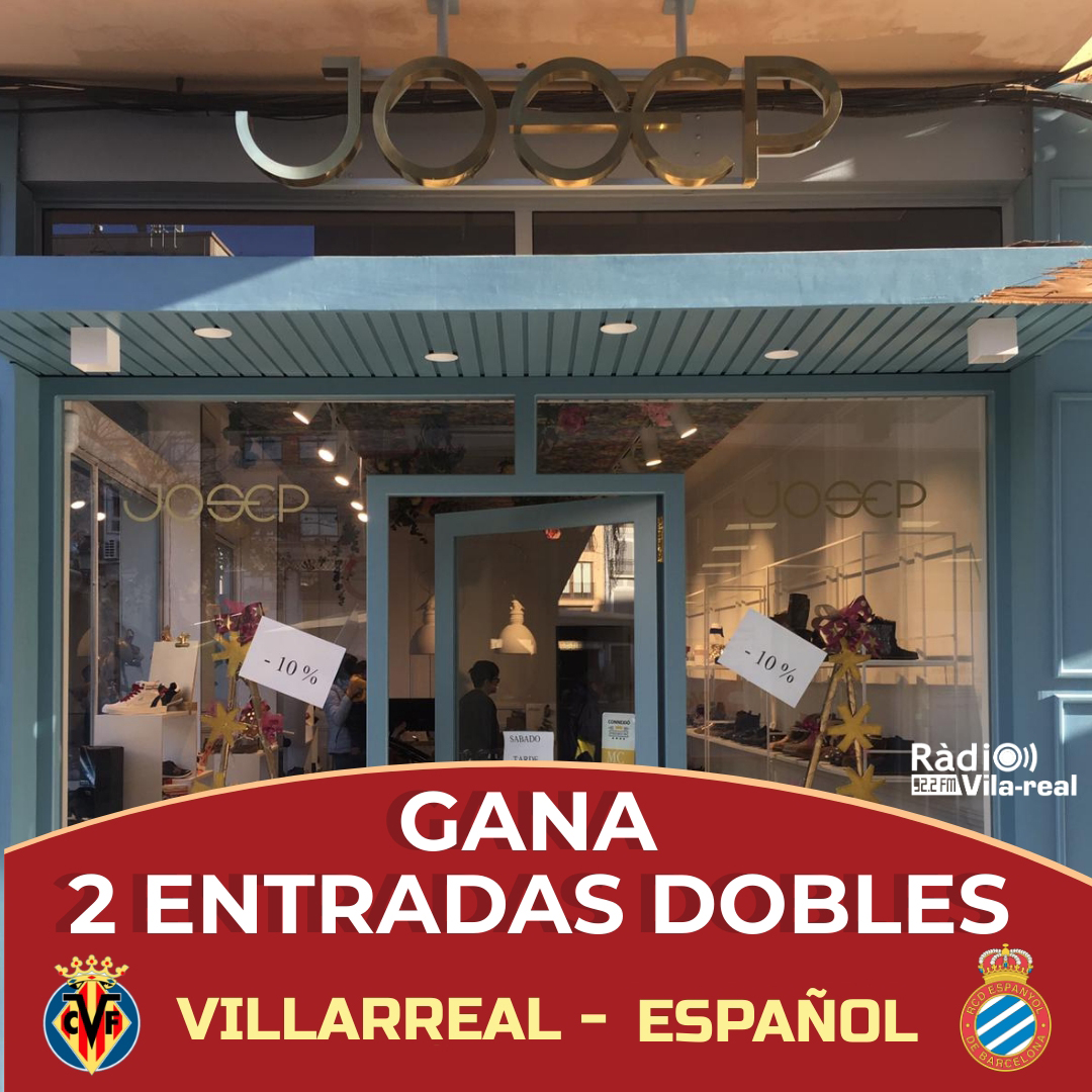 SORTEO VILLARREAL CF: ¡gana 2 entradas dobles para el Villarreal CF – Español!
