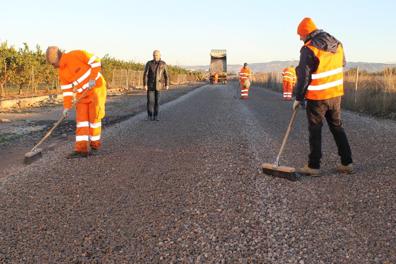 Más de medio millón de euros para la mejora de más de 60 kilómetros.