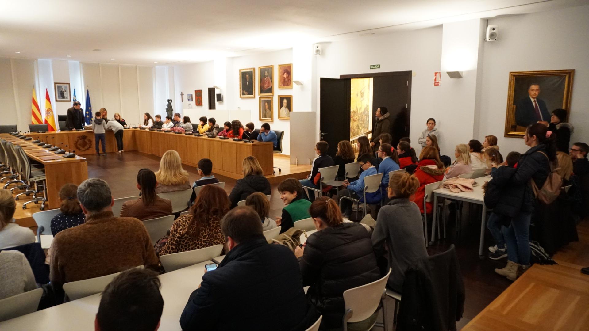 El Consell de Xiquets i Xiquetes renueva a parte de sus integrantes.