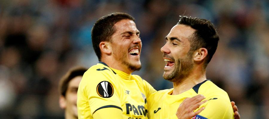 Ya puedes volver a oír los tres golazos del Villarreal C.F. en Europa