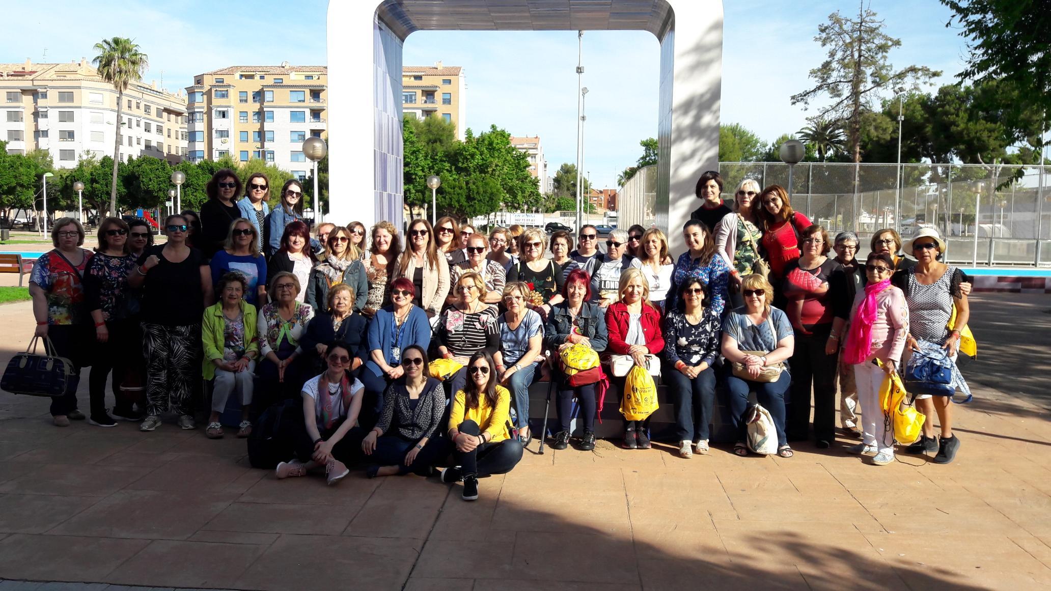 Vila-real conmemora el Día Internacional de la Salud de las Mujeres.