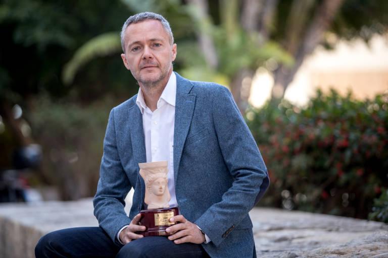 Entrevista a Joaquín Camps, premio Azorín de novela 2019.