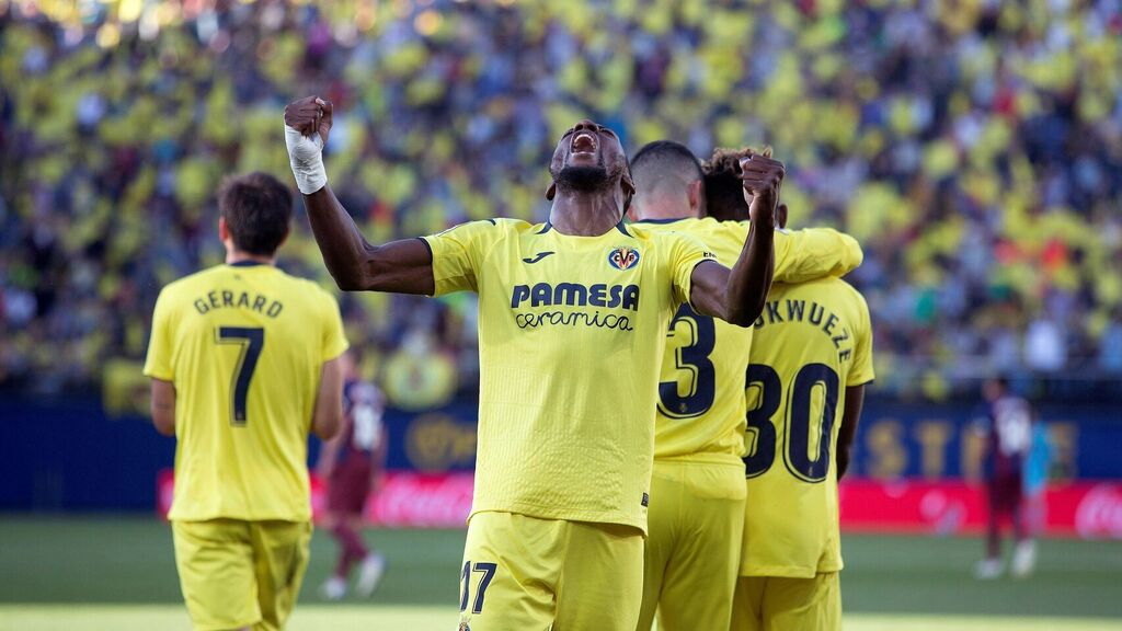 Escucha el gol del Villarreal C.F.