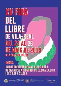 Feria del libro de Vila-real.