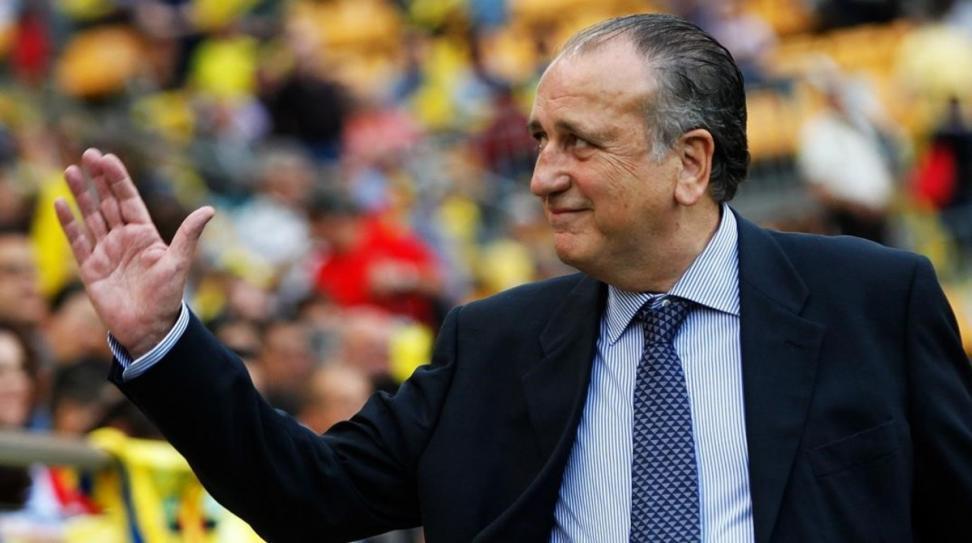 Entrevista a Fernando Roig, presidente del Villarreal C.F.