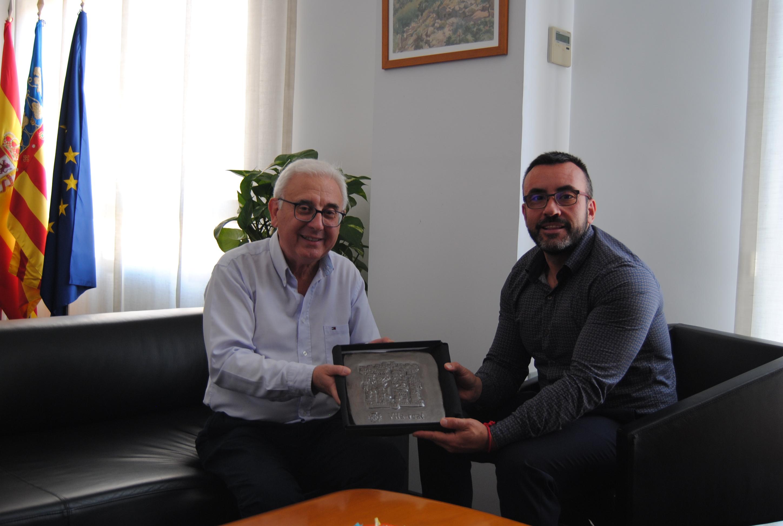 Vila-real homenajea al archivero, Vicent Gil.