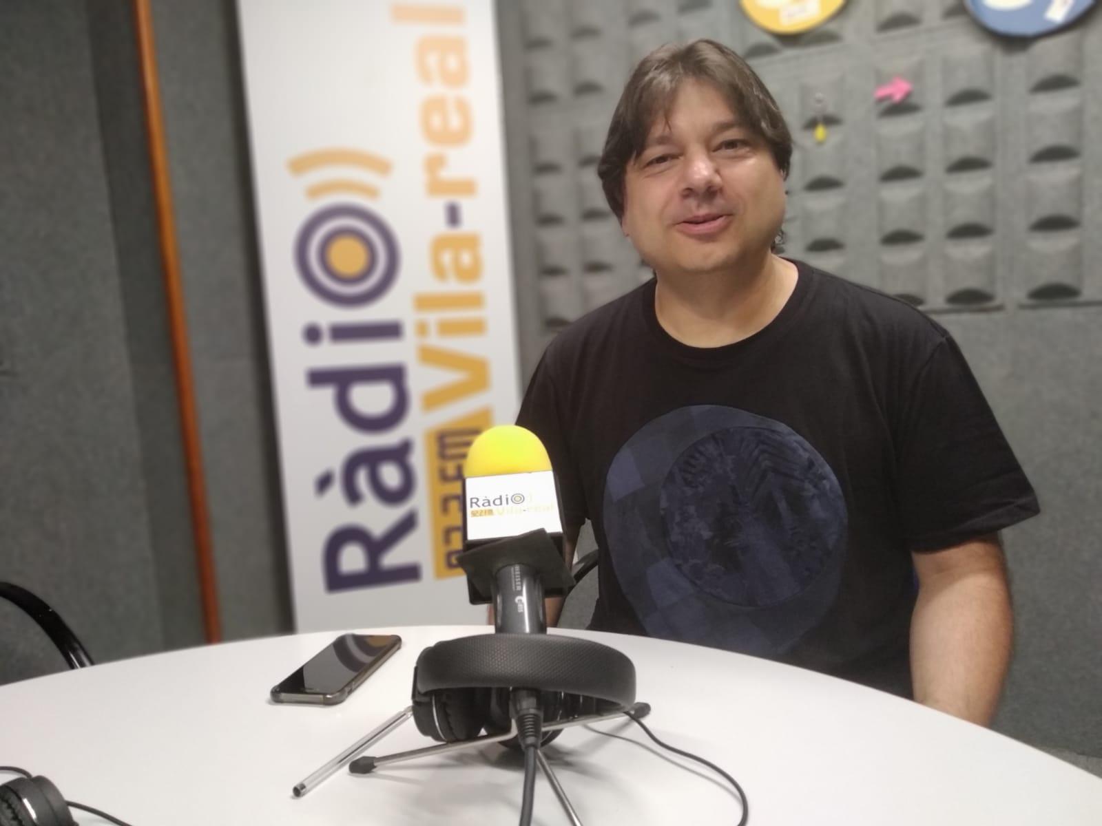 Bienvenido, José Ramón Ventura Chalmeta.