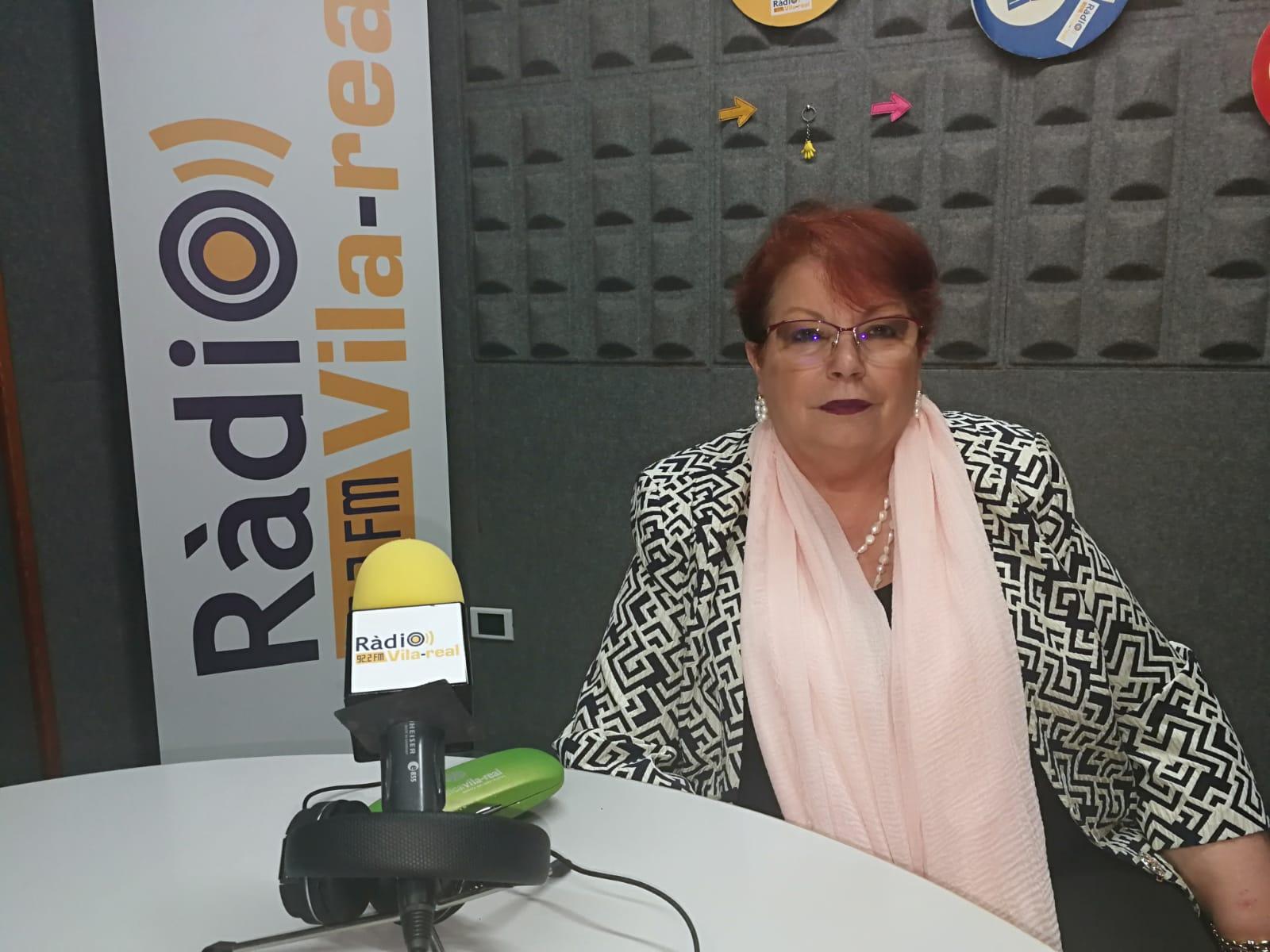 Despedida de Mª Carmen Pesudo.